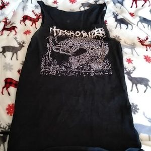 Altered Terrorizer tank top size small